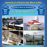 Cape Coral Boat Lift and Dock Maintenance Program