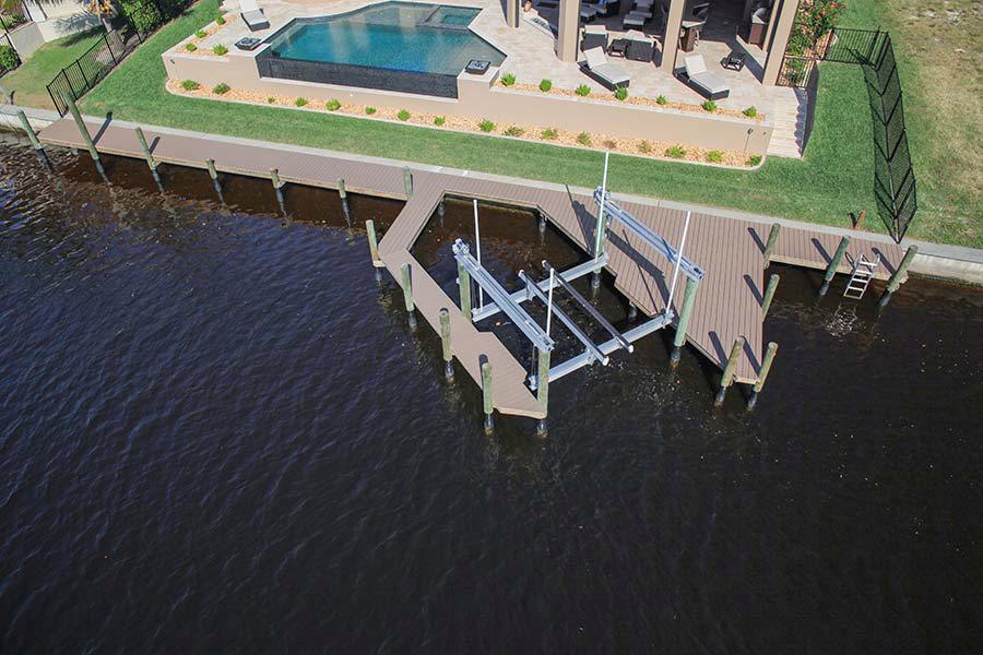 11-1-Wrap-Around-Dock,-16k-LB-Boat-Lift